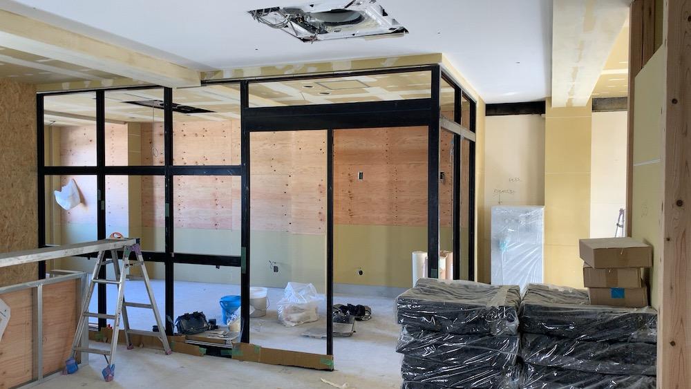 低酸素室新規工事