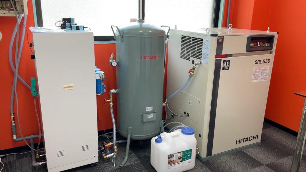 低酸素発生システム